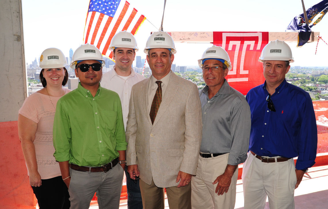 temple tops off pzs